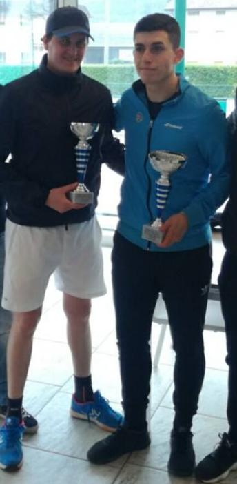 Super torneo x il nostro allievo Mattia Carminati!